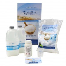 Aquafinesse Dead Sea salt Experience